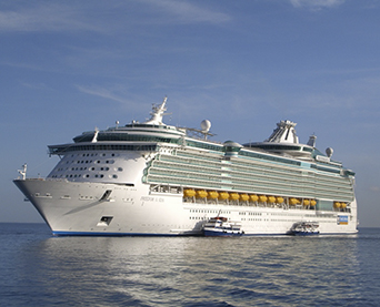 Freedom of the Seas risteilyalus, Royal Caribbean International