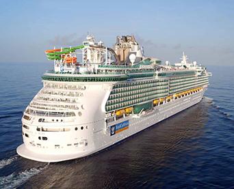 Liberty of the Seas risteilyalus, Royal Caribbean International