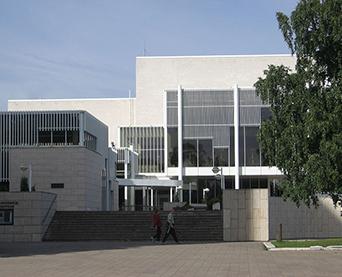 Tapiolan Kirjasto, Espoo